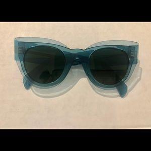 Cèline Petra Cat Eye Sunglasses